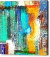 Repercussions Acrylic Print