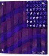 Repersentational Flag 3 Acrylic Print