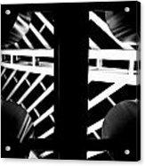Repetition  Acrylic Print