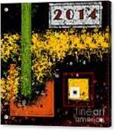 Requiem 2014 Acrylic Print