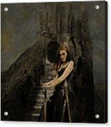 Respite Of Andraste - Fantasy Acrylic Print