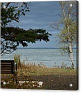 Rest And Relaxation Acrylic Print