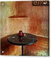 Restaurante La Posta Acrylic Print