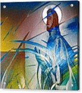 Resurrection Of Christ 1990 Acrylic Print