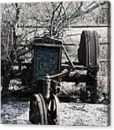 Retired Acrylic Print by Kelly Kitchens