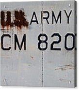 Retired Lcm-8 Acrylic Print