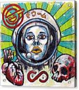 Return Of The Astro-goth Acrylic Print