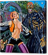 Return Of The Living Dead Acrylic Print