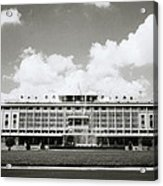 Reunification Palace Saigon Acrylic Print