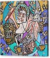 Revelation Chapter 5 6-14 Acrylic Print by Anthony Falbo