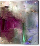 Reveletion Of Evening Acrylic Print