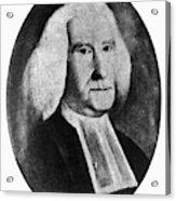 Reverend William Smith Acrylic Print
