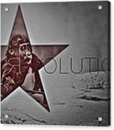 Revolution Acrylic Print
