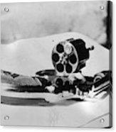 Revolver, 1912 Acrylic Print