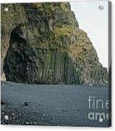 Reynisfjara Beach - Iceland Acrylic Print