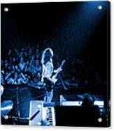 Rg #8 In Blue Acrylic Print