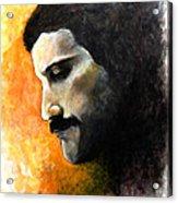 Rhapsody - Freddie Mercury Acrylic Print