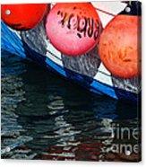 Rhiannon Reflections Acrylic Print