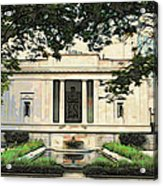 Rhodin Garden View Acrylic Print