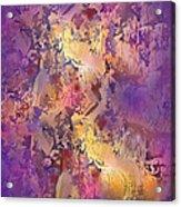 Rhumba Acrylic Print