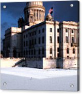 Ri State Capitol 1 Acrylic Print