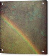 Ribbon Of Rain  Acrylic Print