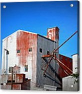 Rice Mill IIi Acrylic Print