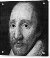 Richard Burbage (c1567-1619) Acrylic Print