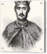 Richard I Acrylic Print