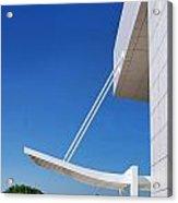 Richard Meier's Getty  Architecture Iv Acrylic Print