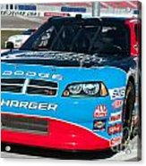 Richard Petty Driving School Nascar  Acrylic Print