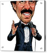 Richard Pryor Acrylic Print