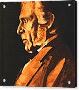 Richard Wagner Acrylic Print