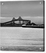 Richmond San Rafael Bridge Acrylic Print
