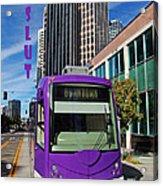 Ride The Seattle Slut Acrylic Print