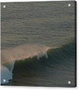 Ride The Wave Acrylic Print