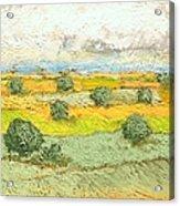 Ridge Vista Acrylic Print