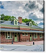 Ridgway Depot 3518c Acrylic Print