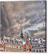 Riga Architecture Acrylic Print