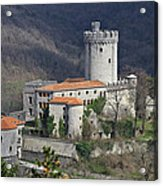 Rihemberk Castle Acrylic Print