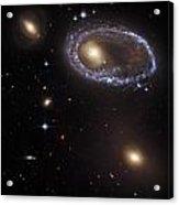 Ring Galaxy Acrylic Print