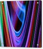 Rings Of Saturn Acrylic Print