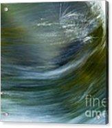 Rio Caldera Flow 2 Acrylic Print