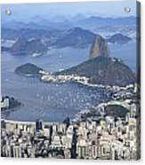 Rio De Janeiro 1 Acrylic Print