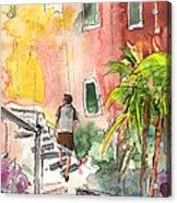 Riomaggiore In Italy 02 Acrylic Print