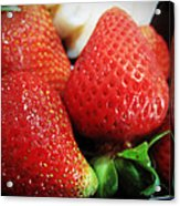 Ripe And Juicy Acrylic Print