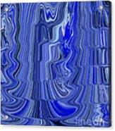 Ripple Abstract Acrylic Print