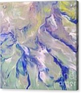Rippling Grace Acrylic Print
