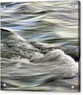 Rippling Water Acrylic Print