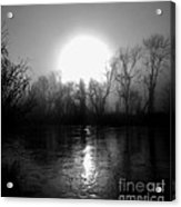 Rise On The French Broad Acrylic Print